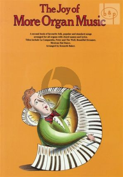 Joy of More Organ Music