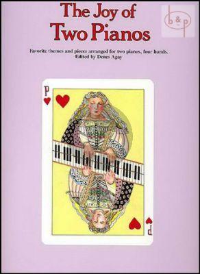 Joy of Two Pianos (Agay)