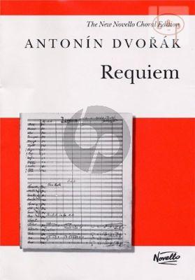 Requiem Op.89 (Soli-Choir-Orch.) (Vocal Score)