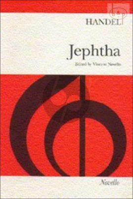Jephtha HWV 70 (SATTB soli-SATB choir-Orch.) (engl.)