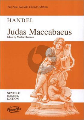 Judas Maccabeus HWV 63 (Soli-Choir-Orch.) Vocal Score