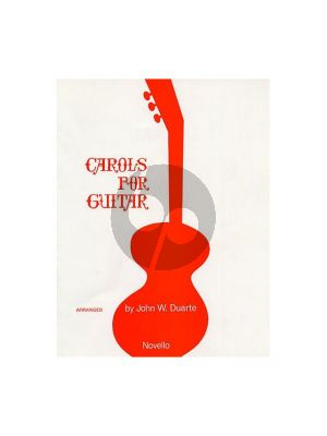 Duarte Carols for Guitar