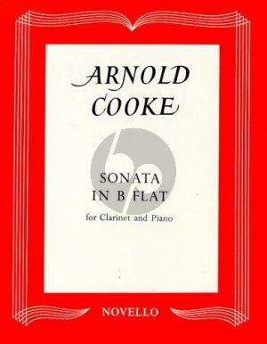 Sonata B-flat Clarinet and Piano