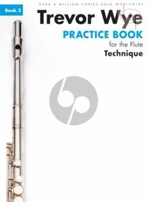 Practice Book for the Flute Vol.2 Technique