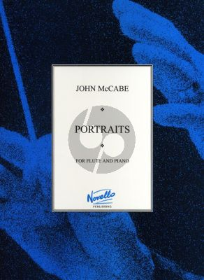 McCabe Portraits for Flute and Piano