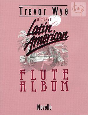 A First Latin American Flute Album