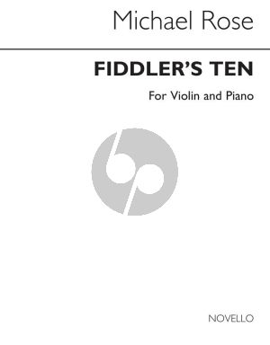 Rose Fiddler's Ten Violin and Piano