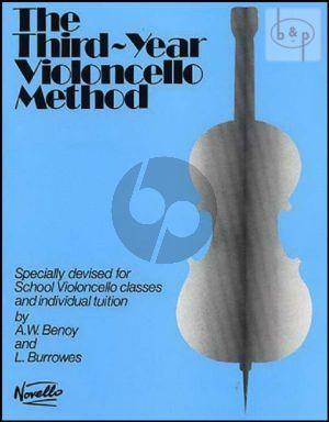 Third Year Cello Method