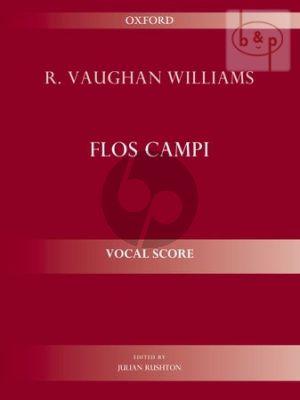 Flos Campi (SATB-Solo Viola-Orch.)
