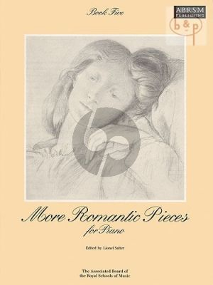 More Romantic Pieces Vol. 5 Piano solo (compiled and edited by Lionel Salter)