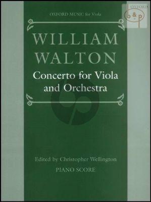 Concerto Viola-Piano
