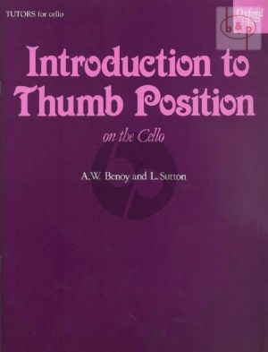Introduction to the Thumb Position for Cello