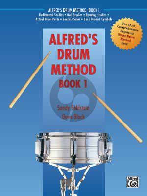 Alfred's Drum Method Vol.1