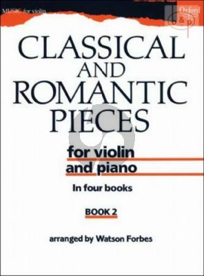 Classical and Romantic Pieces Vol.2