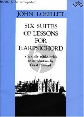 6 Suites of Lessons for Harpsichord