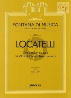 2 Sonaten aus Op.2
