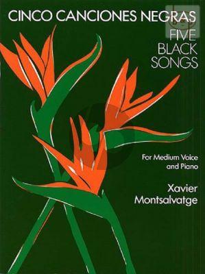 5 Canciones Negras