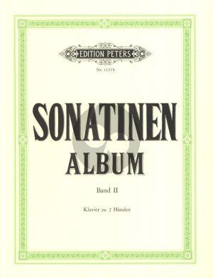 Album Sonatinen Album Vol.2 Klavier (Kohler/Ruthardt) (Peters)