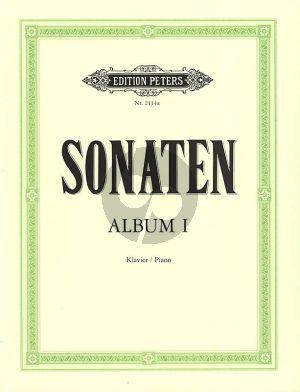 Album Sonaten Album Vol.1 (Kohler/Ruthardt)