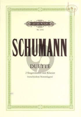 Duette 2 Singstimmen-Klavier