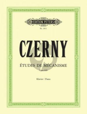 Czerny 30 Etudes de Mecanisme Op.849 Klavier (Adolf Ruthardt)