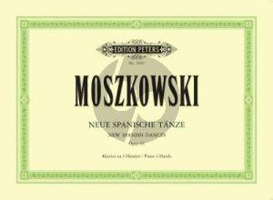 Neue Spanische Tanze Op.65 Klavier 4 Hd