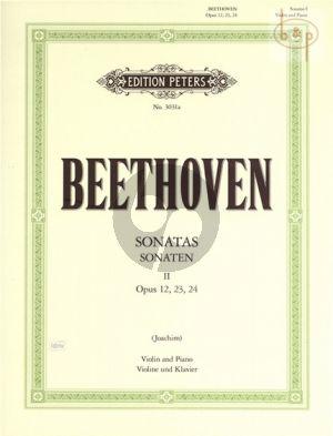 Sonaten Vol.1 Violine und Klavier