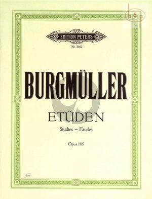 12 Etuden Op.105