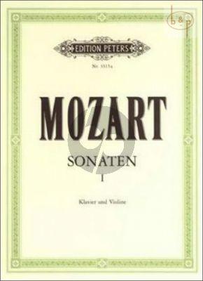 Sonaten Vol.1 Violine - Klavier