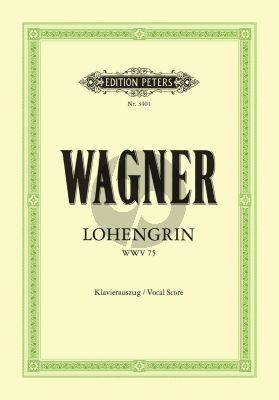 Lohengrin WWV 75 Klavierauszug