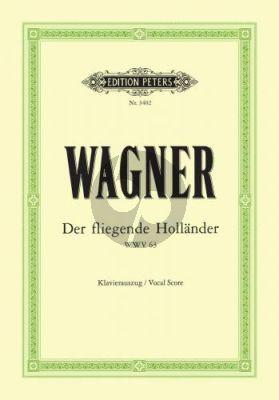 Der Fliegende Holländer WWV 63 Klavierauszug