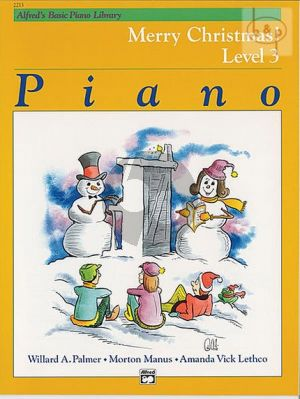 Merry Christmas Level 3 Piano