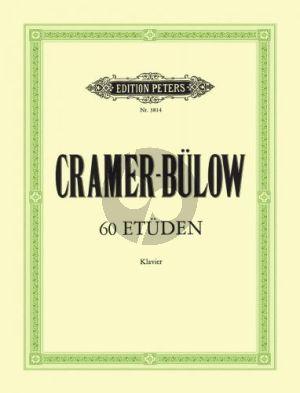 Cramer-Bulow 60 Ausgewahlte Etuden Klavier (Ilana Cravitz)