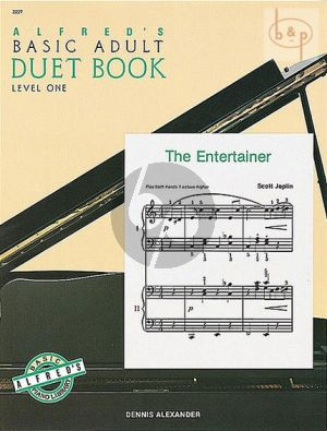 BPL Duet Book Level 1 Piano 4 hds.