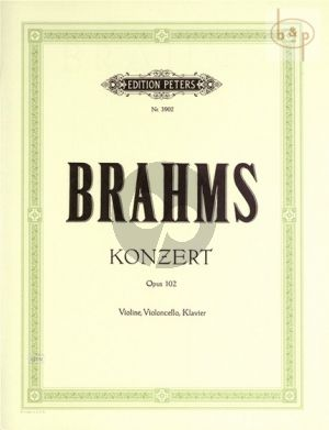 Double Concerto a-minor Op.102 (Vi.-Vc.-Orch.)