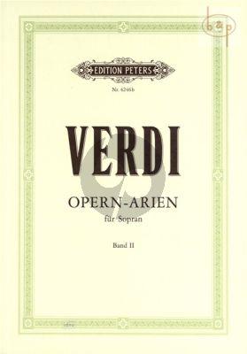 Ausgewahlte Opern-Arien vol.2 (Sopran)