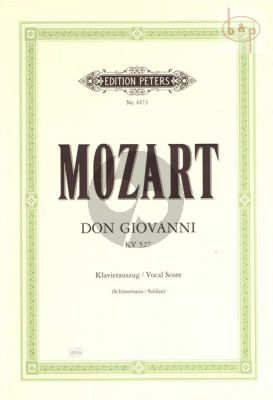 Don Giovanni KV 527