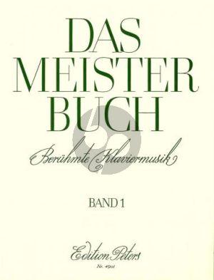 Meisterbuch Band 1 Klavier