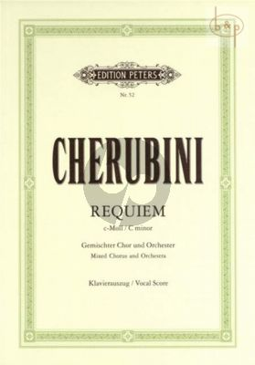 Requiem c-minor (Choir-Orch.)