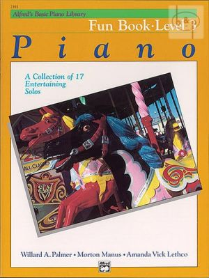 Alfred's Basic Piano Library Fun Book Level 3