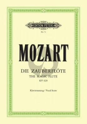 Die Zauberflöte KV 620 Klavierauszug