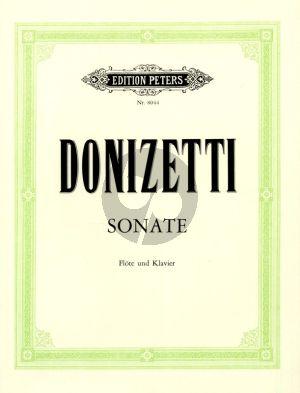 Sonate C-dur Flote und Klavier
