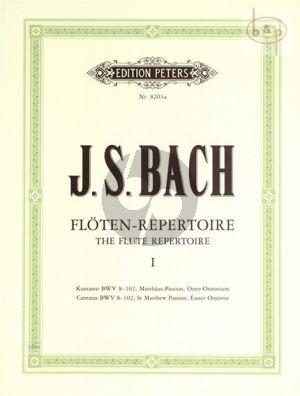 Floten-Repertoire Kantaten-Oratorien Vol.1