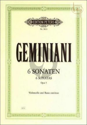 6 Sonaten Op.5