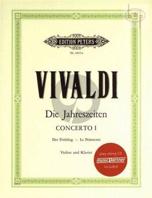 Concerto E-major Op.8 No.1 RV 269 La Primavera (Violin-Str.-Bc)