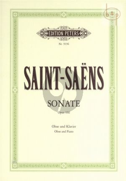 Sonate Op. 166 Oboe und Klavier