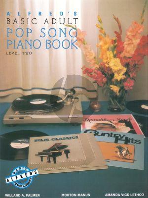 Pop Songbook Level 2 Piano