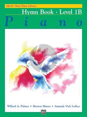Alfred Basic Piano Hymn Book Level 1B