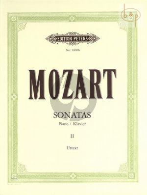 Sonaten Vol.2 Klavier