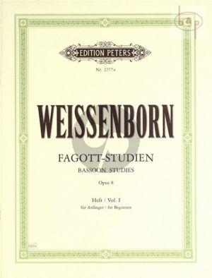 Studien Op.8 Vol.1